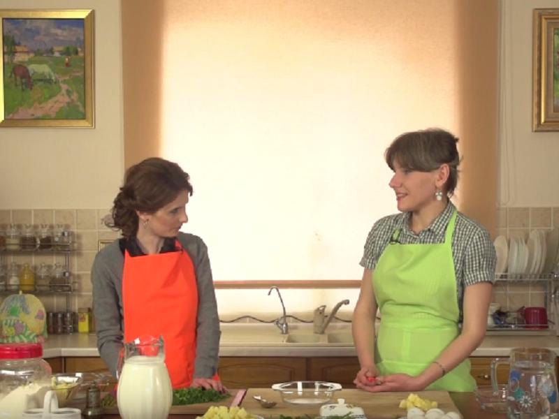 Здорова кухня: готує Ельміра Шемседінова