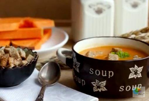 Здорова кухня: Суп з краплиною сонця