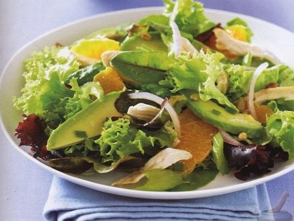 «Австралийский грандж» салат
