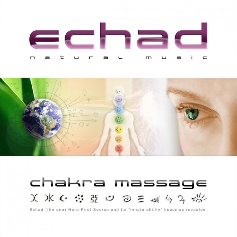 Музыкальный альбом Echad «Chakra Massage»