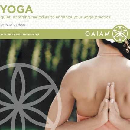 Музыкальный альбом Peter Davison «Yoga»