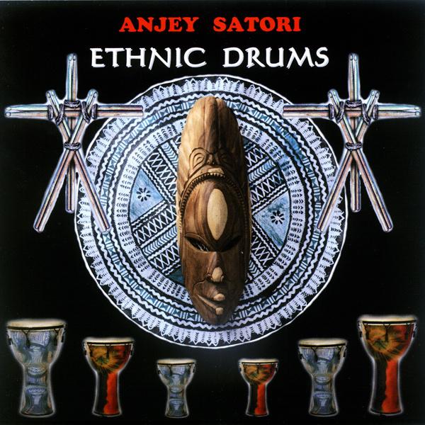 Музыкальный альбом Anjey Satori «Ethnic Drums»
