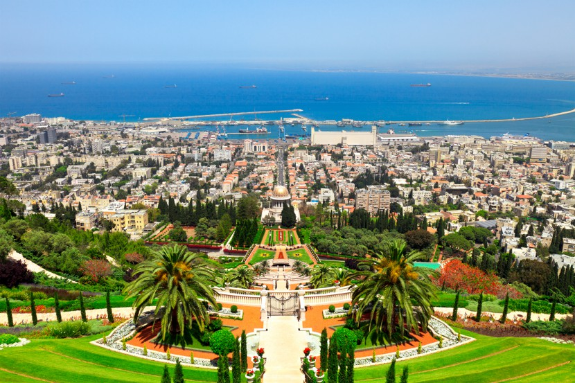 Израиль. Место силы