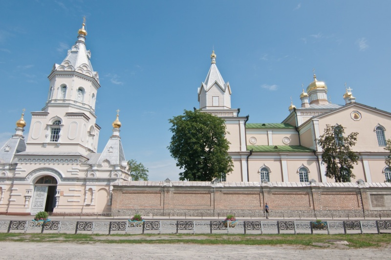 Паломництво західною Україною: Корецький монастир
