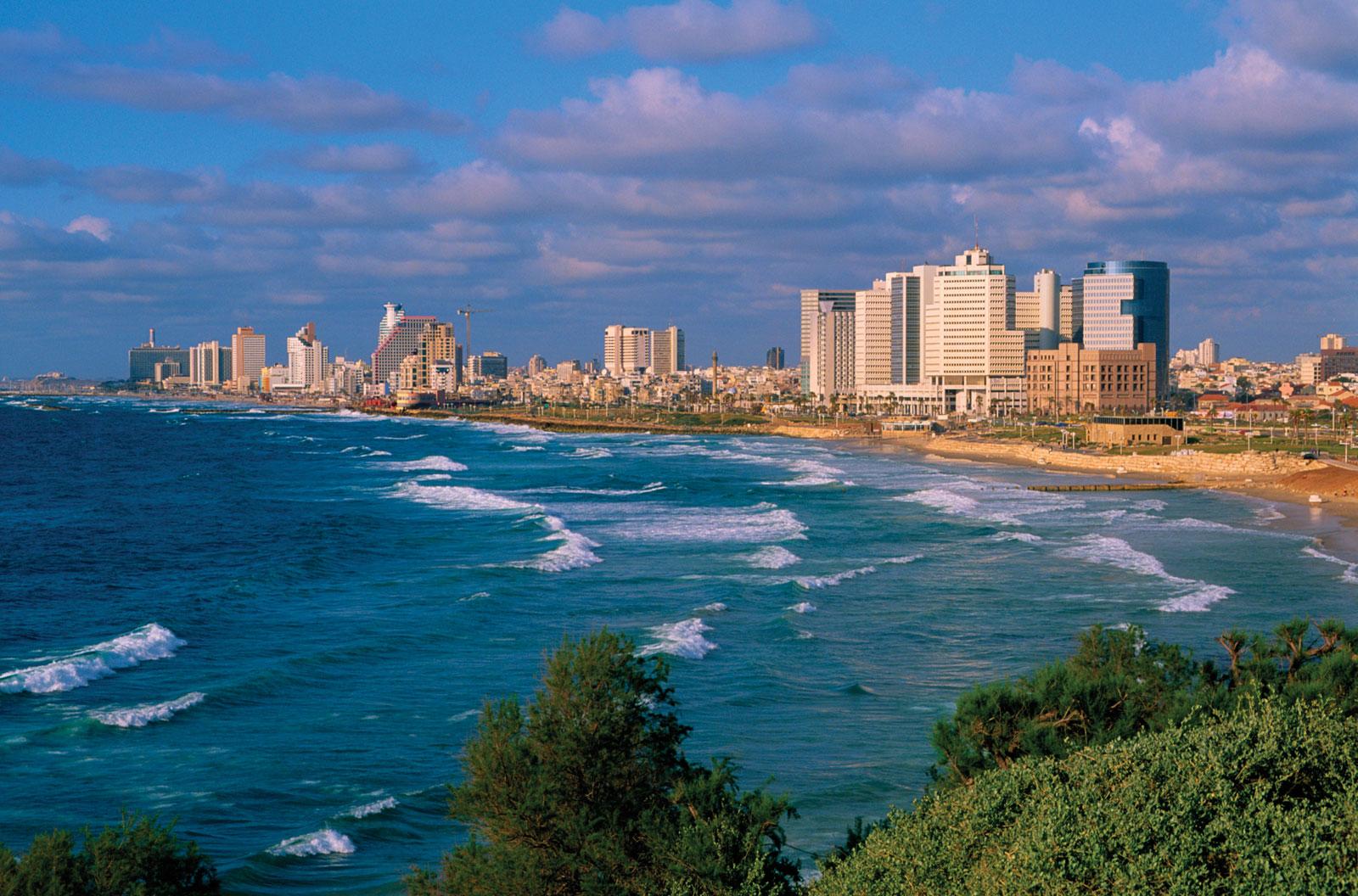 Красное море. Израиль