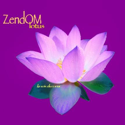 Музыкальный альбом ZendOm «Lotus»