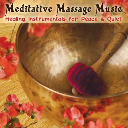 Музыкальный альбом «Meditative Massage Music»
