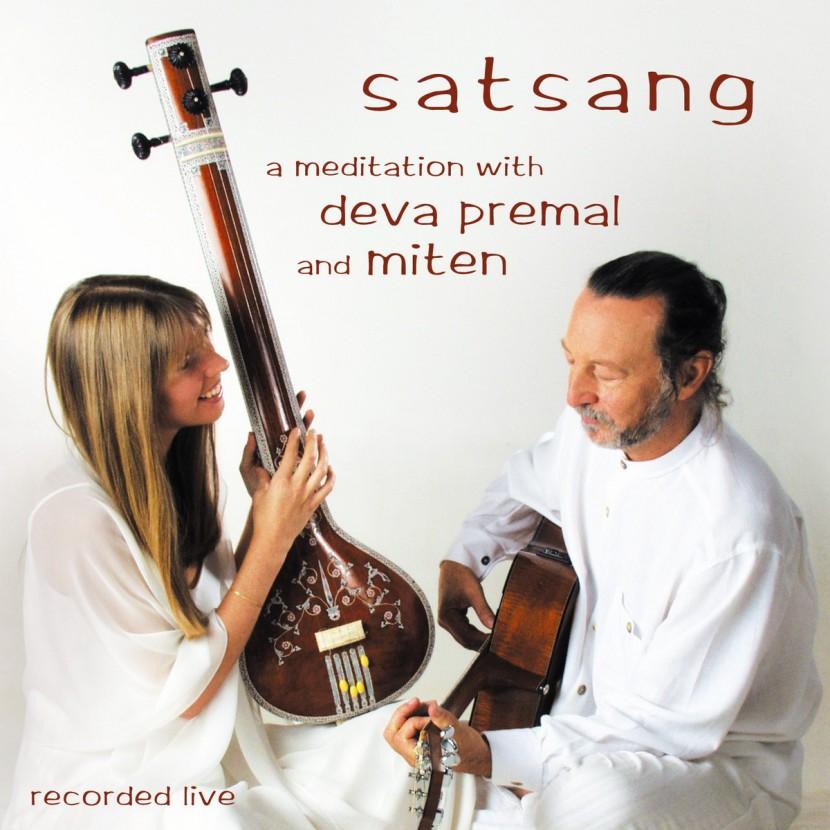 Музыкальный альбом Miten with Deva Premal «Satsang»