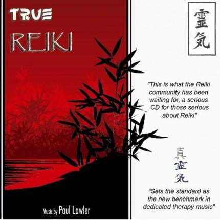 Музыкальный альбом Paul Lawler «True Reiki»