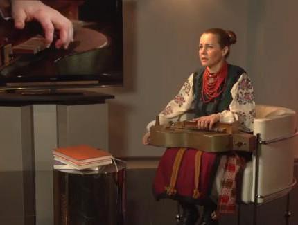 Наталія Сербіна — «Ой хто злий, Ой хто злий, Ой хто п'є горілку»