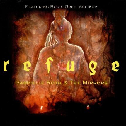 Музыкальный альбом Gabrielle Roth & BG «Refuge»