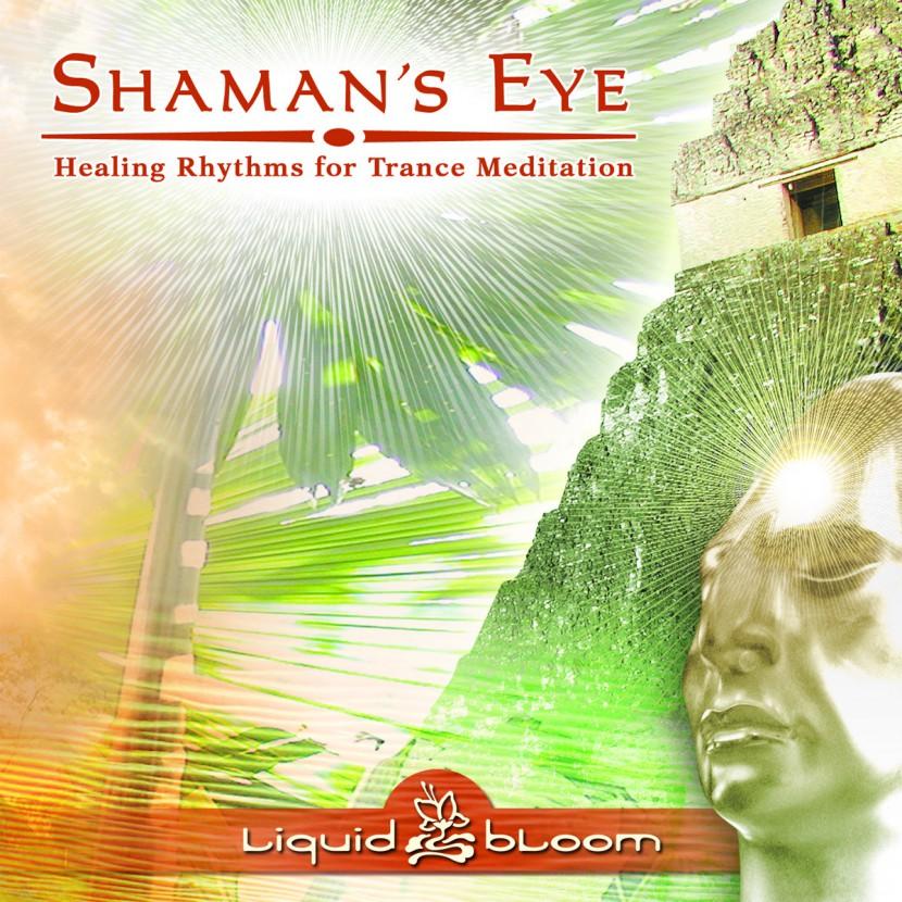 Музыкальный альбом Shaman's Eye: Healing Rhythms