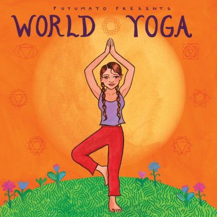 Музыкальный альбом «World Yoga»
