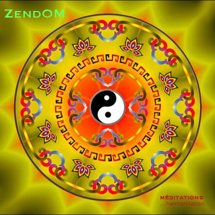 Музыкальный альбом ZendOm «Meditation»