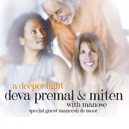Музыкальный альбом Deva Premal & Miten «A Deeper Light»