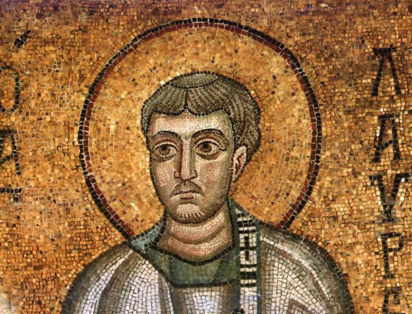 10 августа: День святого Лаврентия