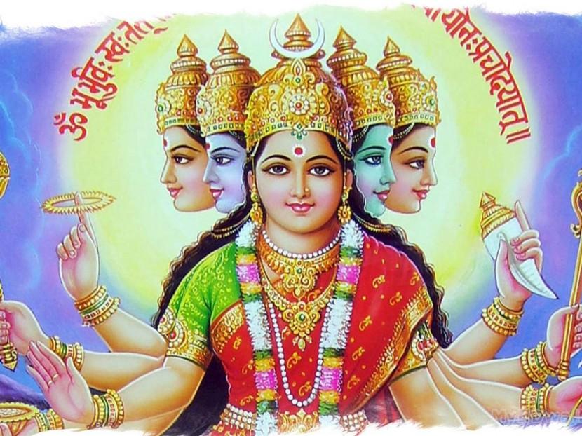 Великая сила Гаятри-мантры