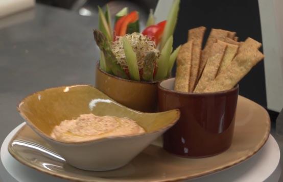 Здоровая кухня: хумус