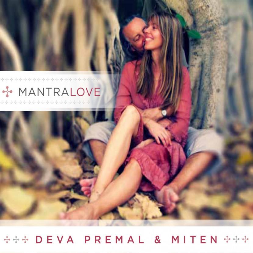 Музыкальный альбом Deva Premal & Miten «MantraLove»