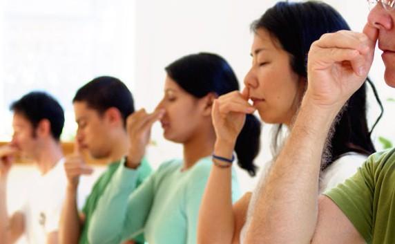 Пранаяма — дихайте правильно