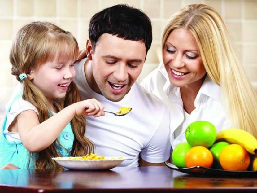 Как готовить еду счастья?