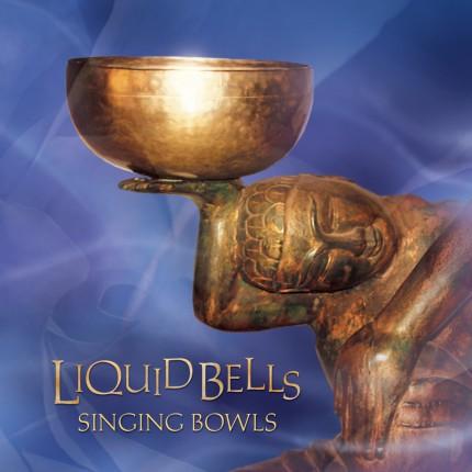 Музыкальный альбом D. Rose «Liquid Bells Singing Bowls»