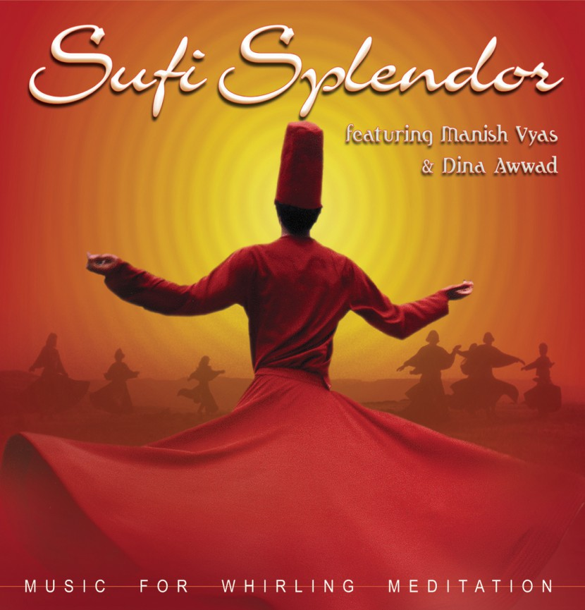 Музыкальный альбом Sufi Splendor: Music for Whirling Meditation