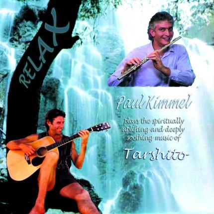 Музыкальный альбом TARSHITO & PAUL KIMMEL «Relax»