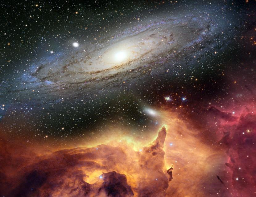 Восемь законов Вселенной