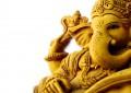 Ганеша - самый почитаемый бог богатства в индуизме