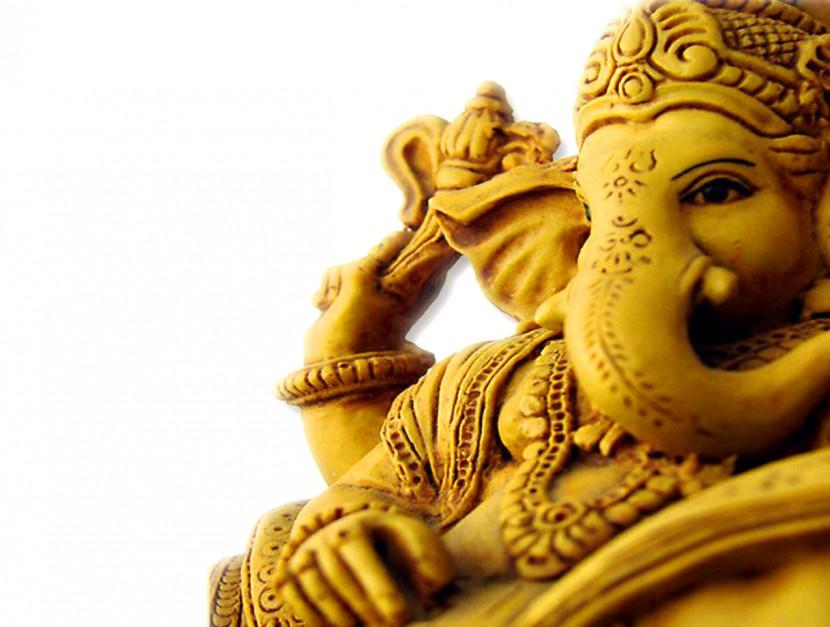 Ганеша — самый почитаемый бог богатства в индуизме