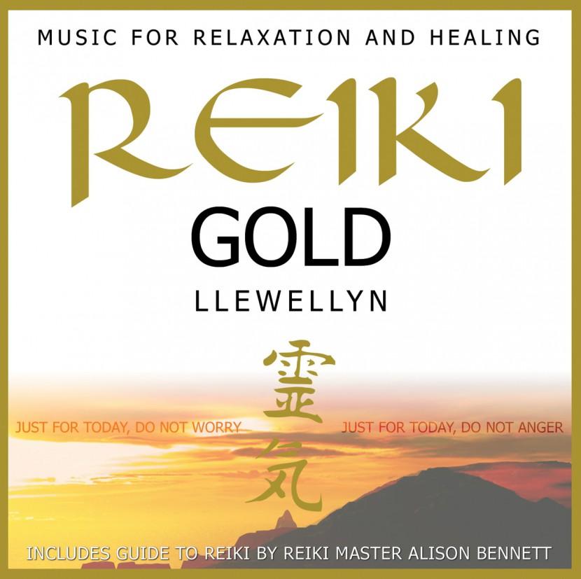 Музыкальный альбом Llewellyn «Reiki Gold»