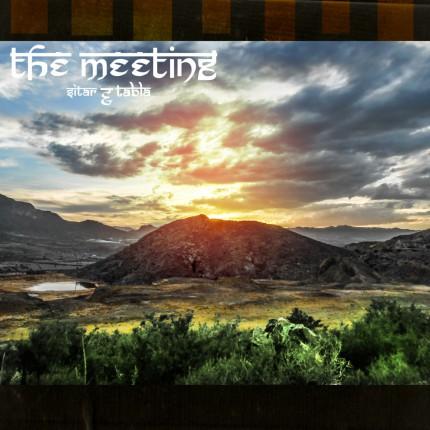 Музыкальный альбом X. Ganjam & D. Alexis «The Meeting»
