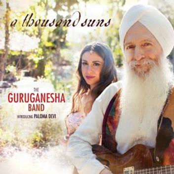 Музыкальный альбом GuruGanesha Band «A Thousand Suns»
