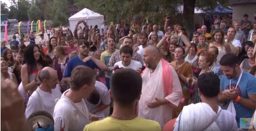 Vedalife 2015 — первый день