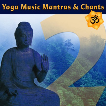 Музыкальный альбом Yoga Music Mantras & Chants