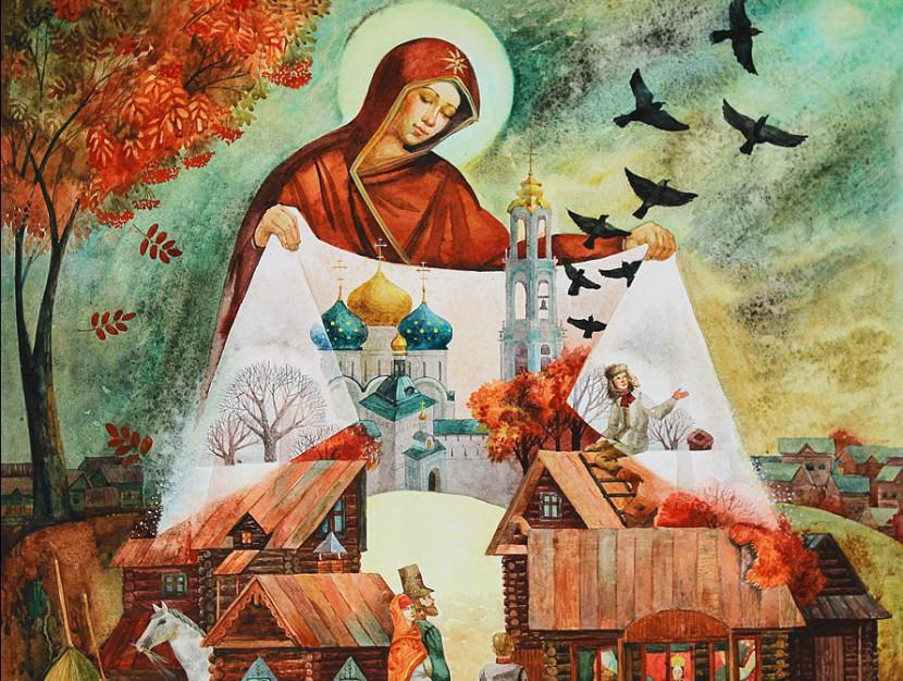 Покрова – свято весіль, матері, воїнів і прощення