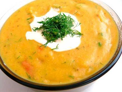 Суп із Кокама