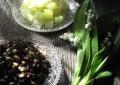 Дикий рис с сельдереем и кедровым орехом