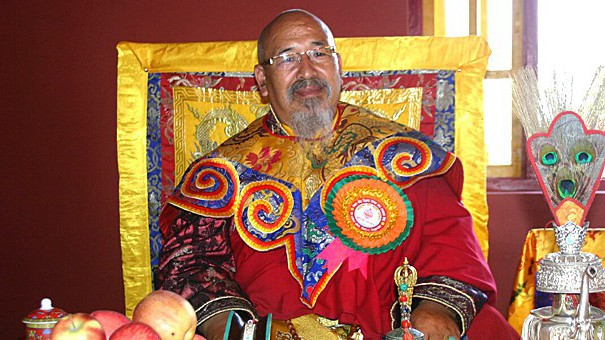 Буддийский монах, целитель, Лама Таши Тсеринг Ринпоче