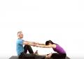 Парная йога «Терапевтические вытягивания»