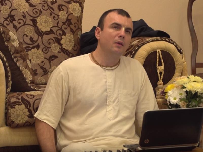 Радха Говинда — лекция (часть 2)