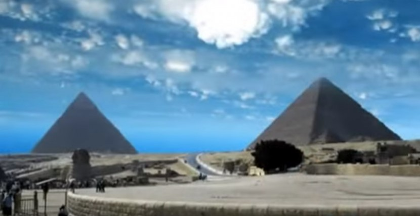 Пирамиды и то, что от нас скрывают!