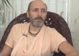 Философ и мыслитель Шрипад Бхарати Махарадж