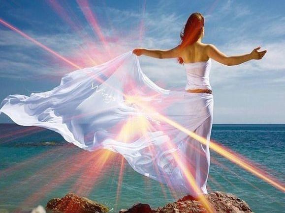Практика обаяния «Светящаяся женщина»