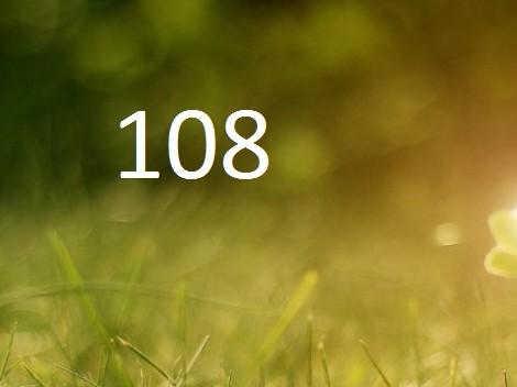Всё о числе 108