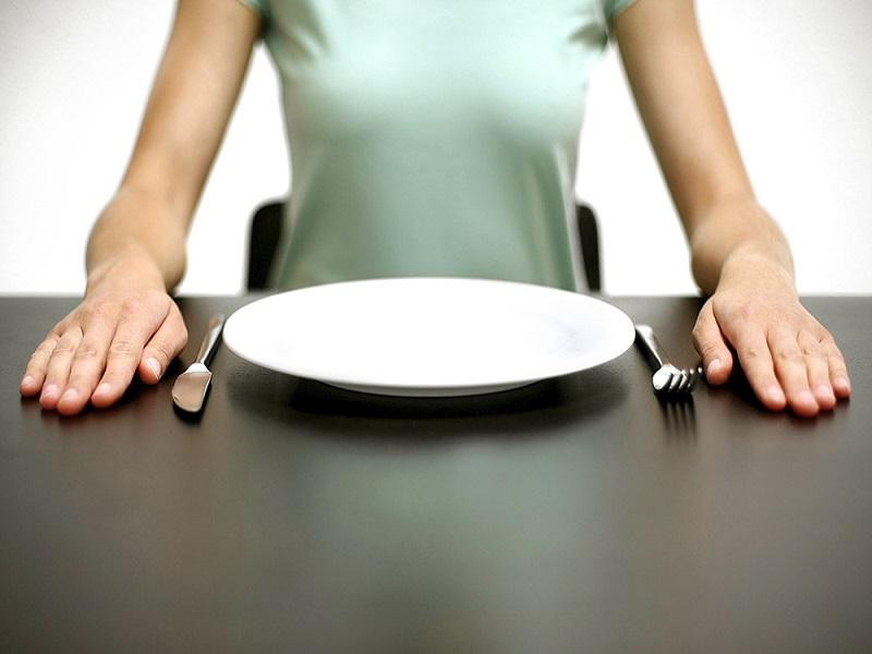1 день голодания омолаживает организм на 3 месяца!
