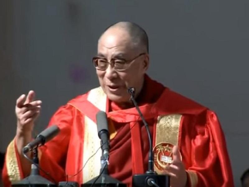 Далай-лама в исламском университете