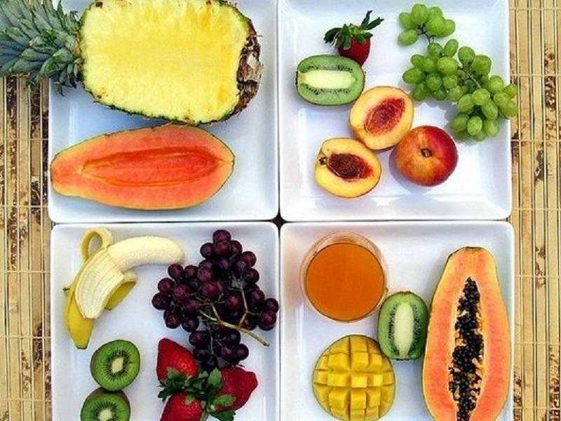 Когда есть фрукты?