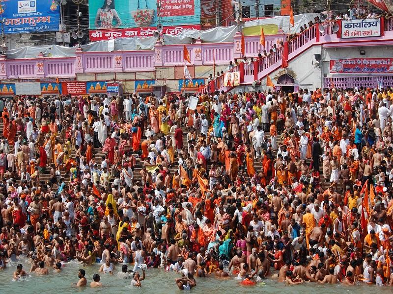 Кумбха-мела — праздник вечности